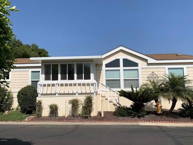 1150 Ventura Boulevard #1, Camarillo, CA 93010 (#220008321) :: Randy Plaice and Associates
