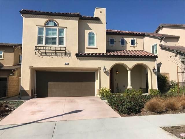 675 Silver Sage Court, Camarillo, CA 93010 (#SR20157226) :: Randy Plaice and Associates