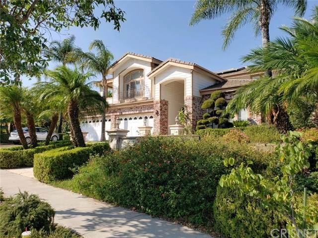 17835 Mayerling Street, Granada Hills, CA 91344 (#SR20156083) :: TruLine Realty