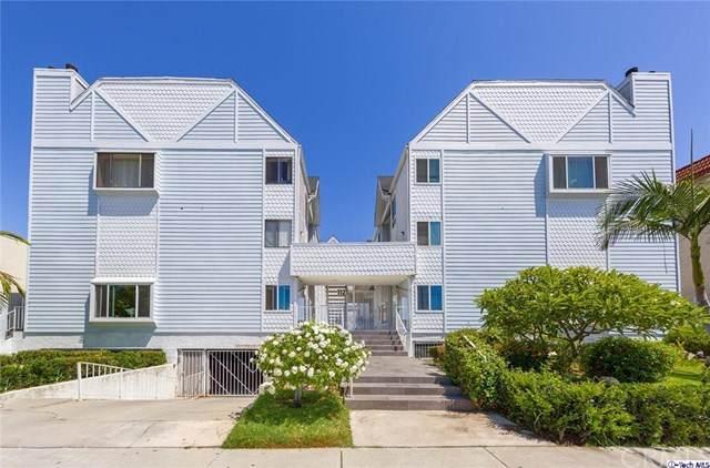 1121 E Wilson Avenue #11, Glendale, CA 91206 (#320002682) :: Randy Plaice and Associates