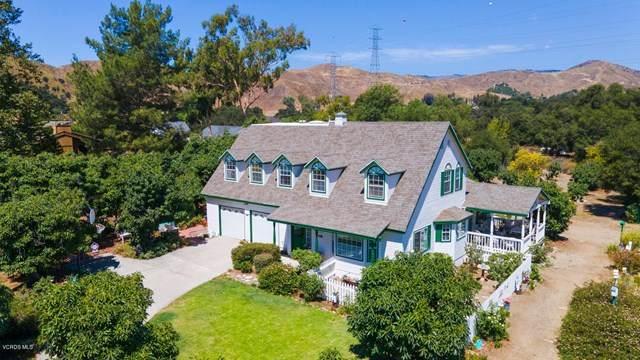 1480 Magnolia Drive, Santa Paula, CA 93060 (#220008332) :: Randy Plaice and Associates