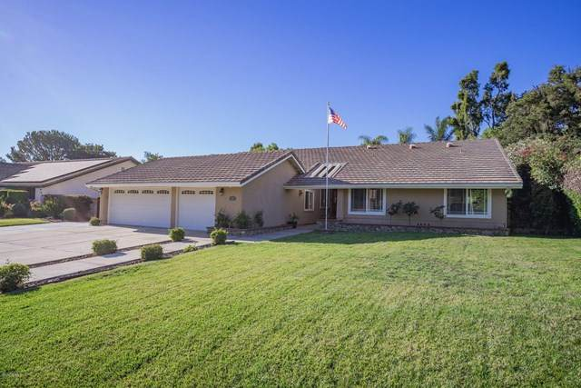 1549 Meander Drive, Simi Valley, CA 93065 (#220008335) :: Randy Plaice and Associates