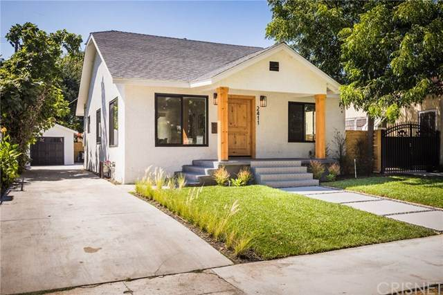 2411 Alsace Avenue, Los Angeles, CA 90016 (#SR20155167) :: Randy Plaice and Associates