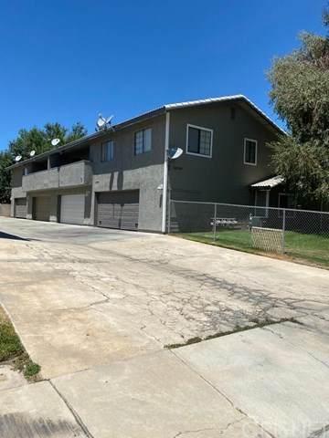 43749 8th Street E, Lancaster, CA 93535 (#SR20152505) :: TruLine Realty