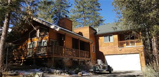 1905 Teton Way, Pine Mtn Club, CA 93222 (#SR20156879) :: Randy Plaice and Associates