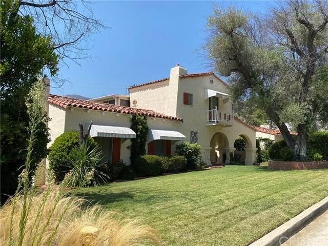 1319 Loreto Drive, Glendale, CA 91207 (#SR20157598) :: Randy Plaice and Associates