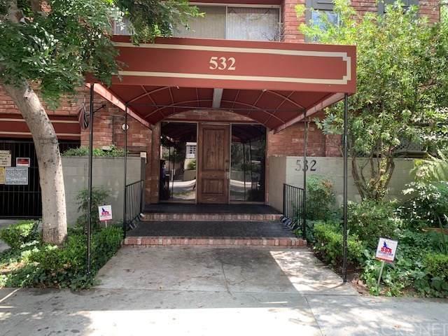 532 N Rossmore Avenue #212, Los Angeles, CA 90004 (#SR20157945) :: Randy Plaice and Associates