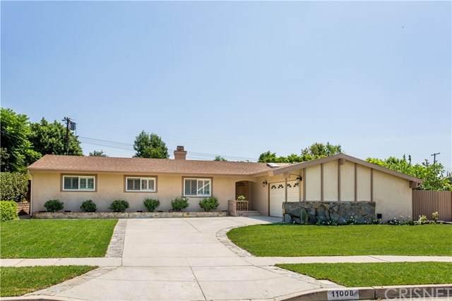 11008 Rathburn Avenue, Porter Ranch, CA 91326 (#SR20156527) :: Randy Plaice and Associates