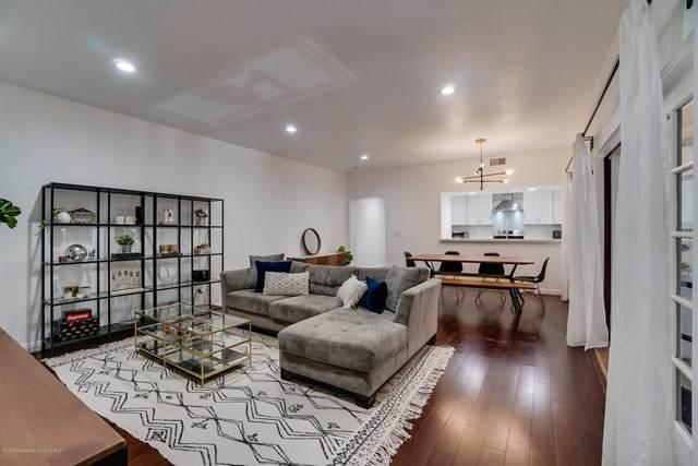 121 S Wilson Avenue #106, Pasadena, CA 91106 (#820003114) :: TruLine Realty