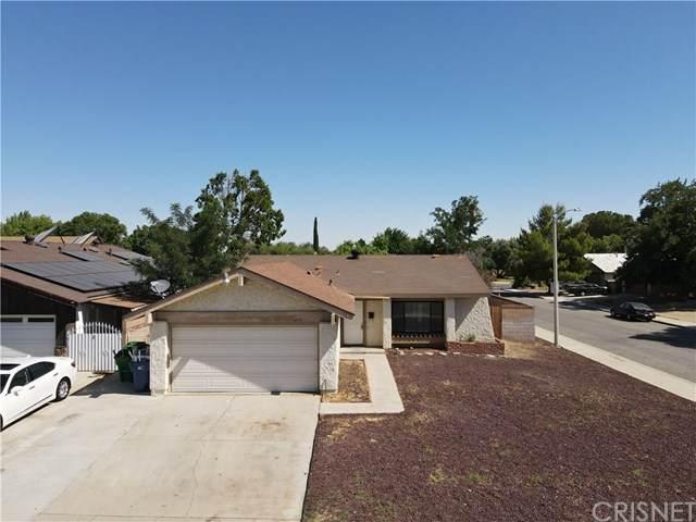 1219 Caperton Street, Lancaster, CA 93535 (#SR20157341) :: TruLine Realty