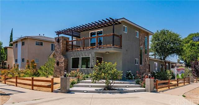10403 W Chandler Boulevard, North Hollywood, CA 91601 (#SR20158079) :: TruLine Realty