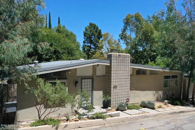 3118 Durand Drive, Los Angeles, CA 90068 (#820003119) :: TruLine Realty