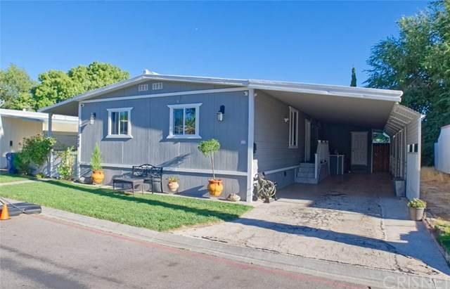 1301 E Avenue I #428, Lancaster, CA 93536 (#SR20157658) :: TruLine Realty