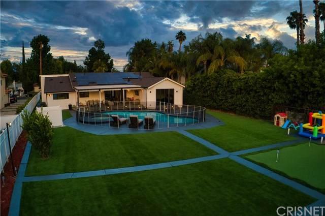 5811 Beckford Avenue, Tarzana, CA 91356 (#SR20158389) :: Randy Plaice and Associates