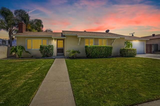 124 W Pleasant Street, Santa Paula, CA 93060 (#220008397) :: Randy Plaice and Associates