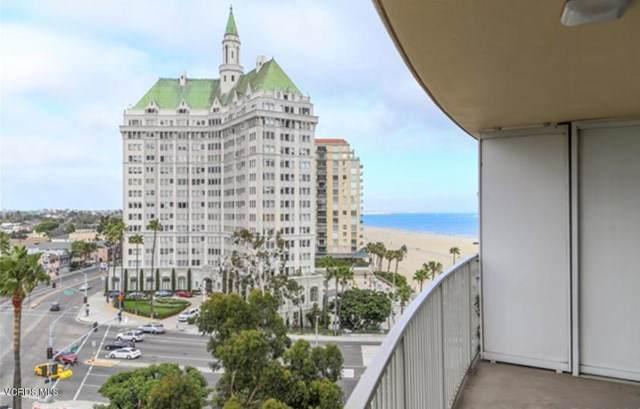 700 E Ocean Boulevard #1203, Long Beach, CA 90802 (#220008402) :: Randy Plaice and Associates
