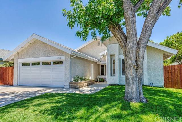 27558 Sycamore Creek Drive, Valencia, CA 91354 (#SR20157589) :: Randy Plaice and Associates