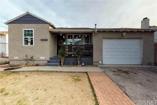 13428 Vaughn Street, San Fernando, CA 91340 (#SR20158974) :: Randy Plaice and Associates