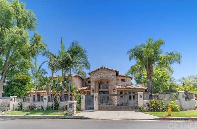 17552 Margate Street, Encino, CA 91316 (#SR20156502) :: Randy Plaice and Associates