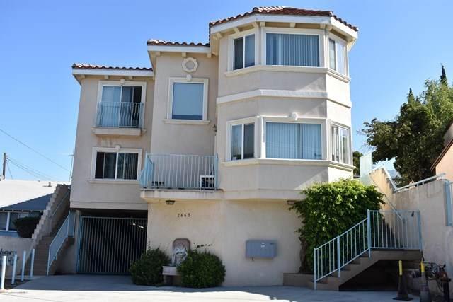 2663 Montrose Avenue #105, Montrose, CA 91020 (#820003138) :: Randy Plaice and Associates