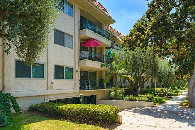 420 S Madison Avenue #207, Pasadena, CA 91101 (#820003143) :: Randy Plaice and Associates