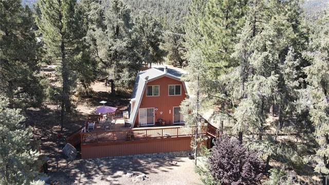 2320 Maplewood Way, Pine Mtn Club, CA 93222 (#SR20156403) :: Randy Plaice and Associates