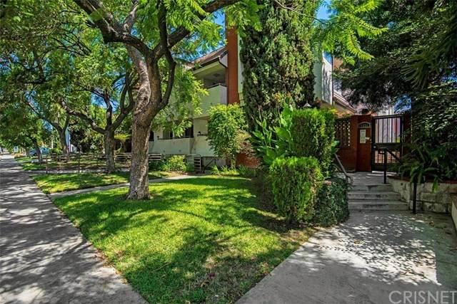 1331 5th Street #4, Glendale, CA 91201 (#SR20158679) :: Randy Plaice and Associates