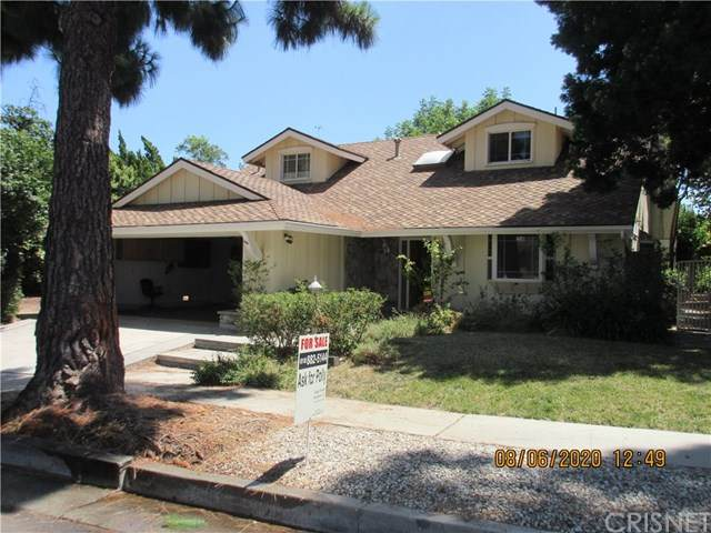 18846 Kinbrace Street, Porter Ranch, CA 91326 (#SR20159788) :: Randy Plaice and Associates