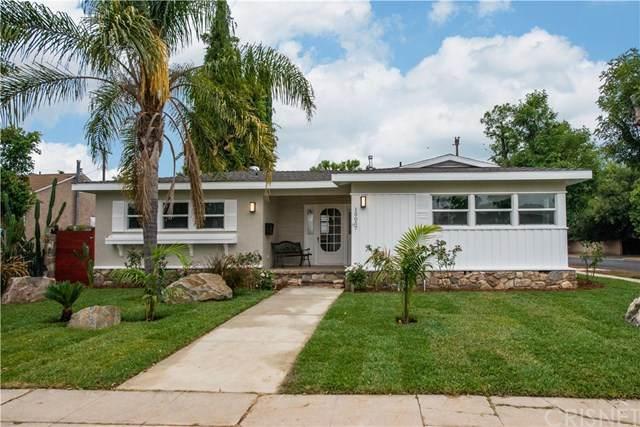 10057 Collett, Granada Hills, CA 91343 (#SR20157530) :: TruLine Realty
