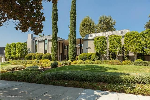 625 S Orange Grove Boulevard #5, Pasadena, CA 91105 (#820003153) :: Randy Plaice and Associates