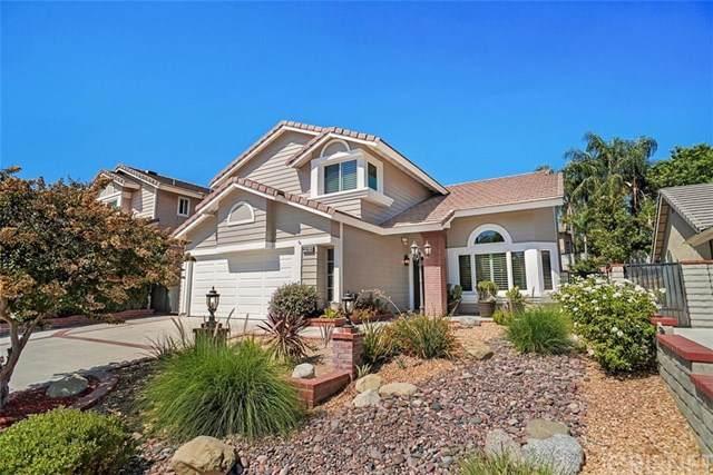 22705 Coral Way, Saugus, CA 91390 (#SR20159797) :: Randy Plaice and Associates