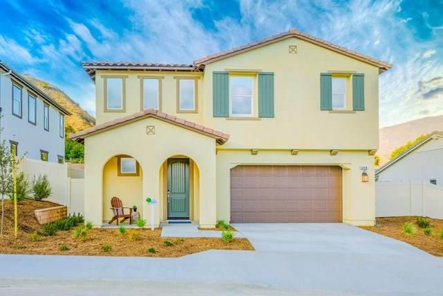 1029 Royal Oaks Place, Santa Paula, CA 93060 (#220008487) :: Randy Plaice and Associates