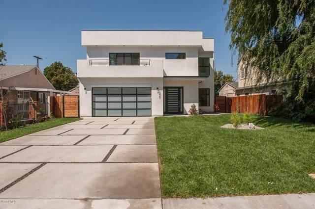 12427 Rye Street, Studio City, CA 91604 (#220008492) :: Randy Plaice and Associates