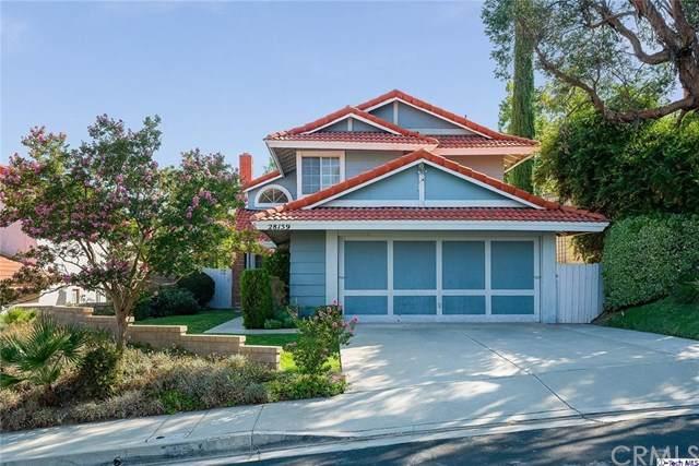 28159 Hot Springs Avenue, Canyon Country, CA 91351 (#320002754) :: Randy Plaice and Associates
