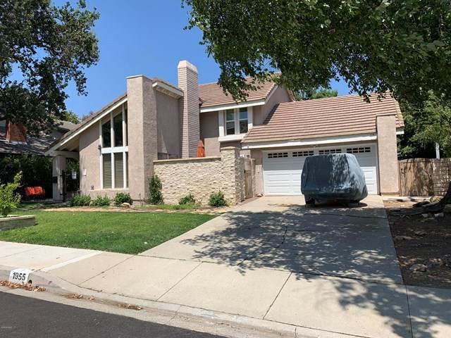 1955 Tamarack Street, Westlake Village, CA 91361 (#220008493) :: Lydia Gable Realty Group