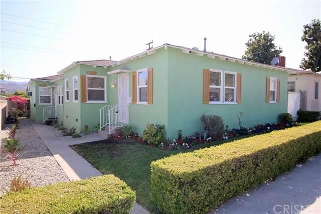 1230 W Glenoaks Boulevard, Glendale, CA 91201 (#SR20160572) :: The Suarez Team