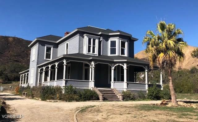 1226 Ojai Road, Santa Paula, CA 93060 (#220008532) :: Randy Plaice and Associates