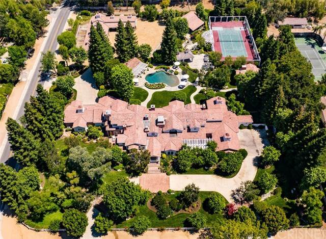 24733 Long Valley Road, Hidden Hills, CA 91302 (#SR20120215) :: TruLine Realty