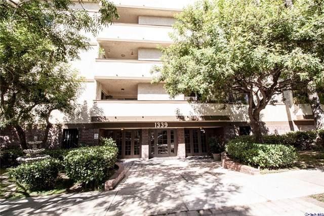 1339 N Columbus Avenue #218, Glendale, CA 91202 (#320002816) :: Randy Plaice and Associates