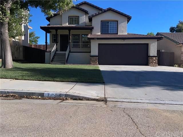 1926 E Avenue S4, Palmdale, CA 93550 (#SR20162969) :: Compass