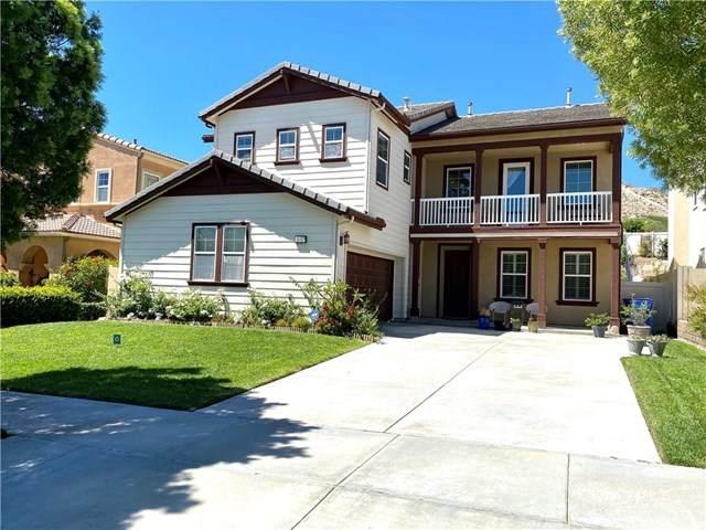 15959 Thompson Ranch Drive, Canyon Country, CA 91387 (#SR20162008) :: Randy Plaice and Associates