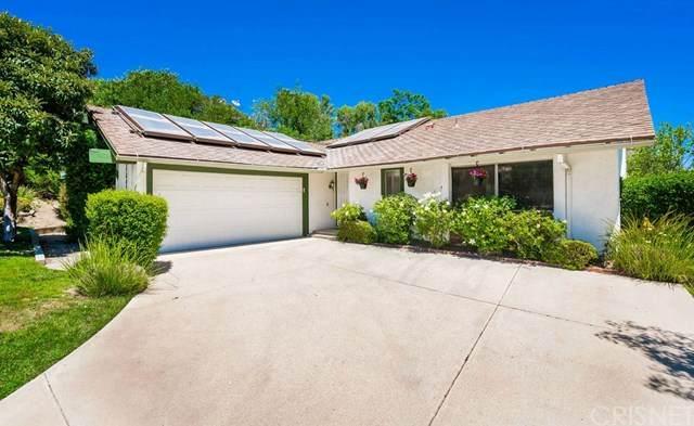 27400 Garza Drive, Saugus, CA 91350 (#SR20163118) :: Randy Plaice and Associates