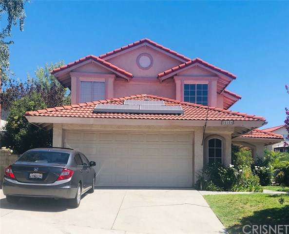 28156 Hot Springs Avenue, Canyon Country, CA 91351 (#SR20164404) :: Randy Plaice and Associates