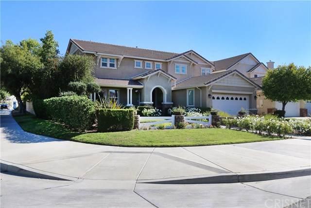 24317 Via La Casa, Valencia, CA 91354 (#SR20162184) :: Randy Plaice and Associates