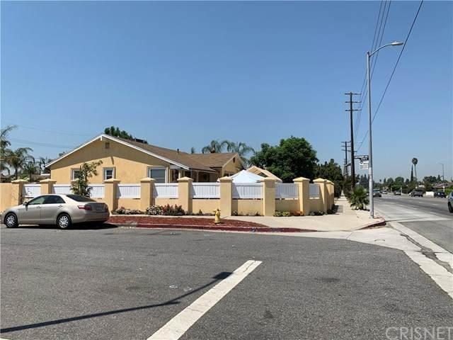 13030 Roscoe Boulevard, Sun Valley, CA 91352 (#SR20166225) :: Randy Plaice and Associates