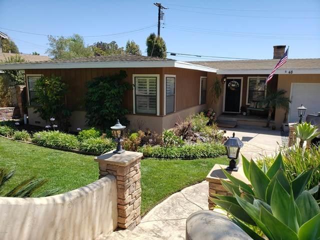 48 Orchard View Street, Camarillo, CA 93010 (#V0-220008810) :: Randy Plaice and Associates