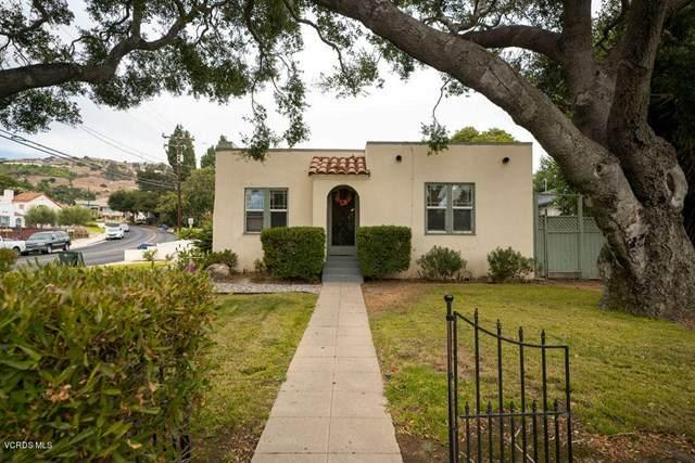 1003 E Virginia Terrace, Santa Paula, CA 93060 (#V0-220008870) :: HomeBased Realty