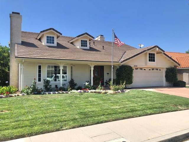 6345 Germania Court, Agoura Hills, CA 91301 (#V0-220008902) :: Randy Plaice and Associates