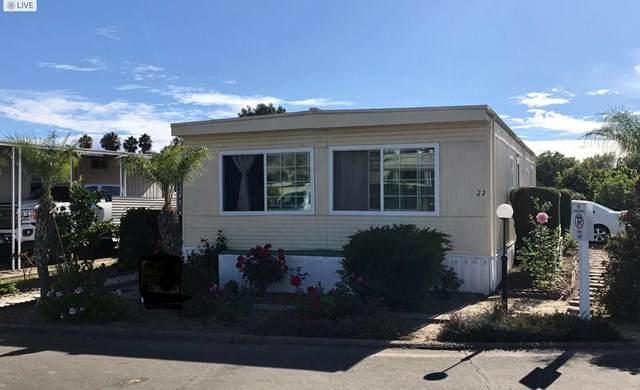 15433 Telegraph Road #23, Santa Paula, CA 93060 (#V0-220008942) :: Compass