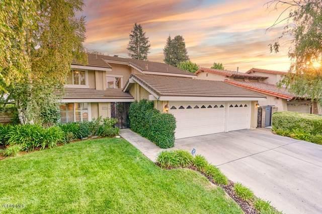2244 Silver Spring Drive, Westlake Village, CA 91361 (#220008956) :: HomeBased Realty